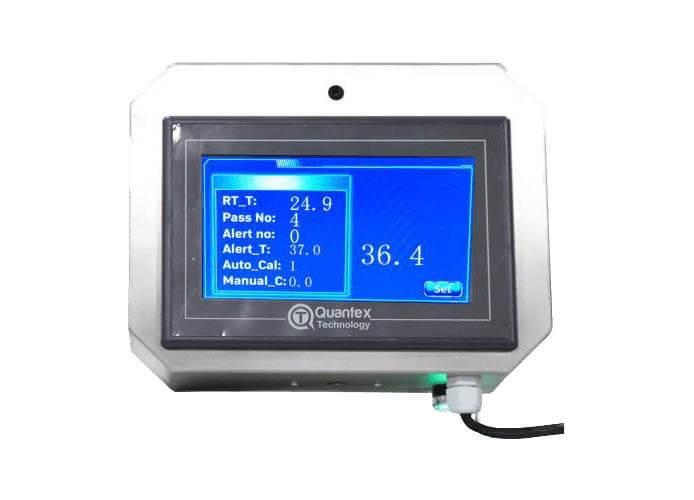 sistem detectatare temperatura